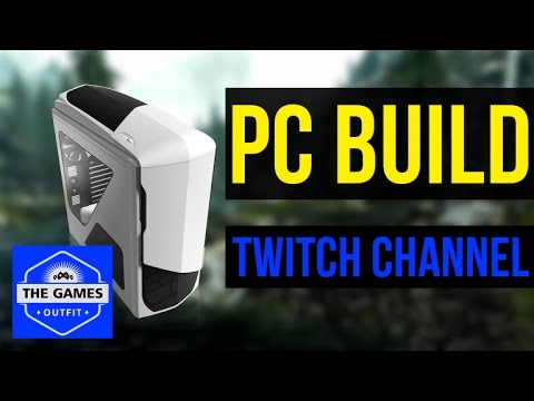 how to build a twitch channel