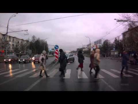 В Иванове на улице Лежневской сбили 4 пешеходов 18+