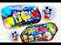 Mickey Minnie Mouse SURPRISE EGGs ??? Kinder 4K Disney Egg Collection ??  � ei eier �berraschung