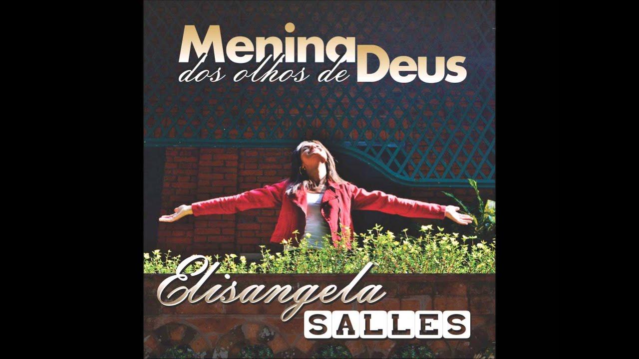 Lançamento CD Menina Dos Olhos De Deus