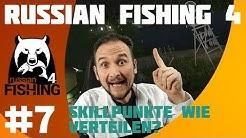 RUSSIAN FISHING 4 #7 Skillpunkte wie verteilen?