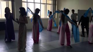 Múa: Ơn thầy! Thầy của chúng em. Lớp THK7b-c