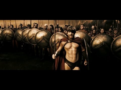300 – Battle Of Plataea (Ending Scene)!! [1080p – 60FPS]