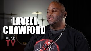"Lavell Crawford Starting Out as a Rapper Named ""Fat Free"""