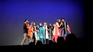 UConn Husky Hungama Asian Night 2014 - Tumhe Aaj Maine Jo Dekha/ Teenage Dream/ Please Don't Go