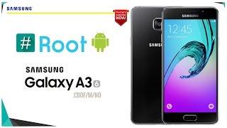 Root Samsung Galaxy A3 (2016) SM-A310