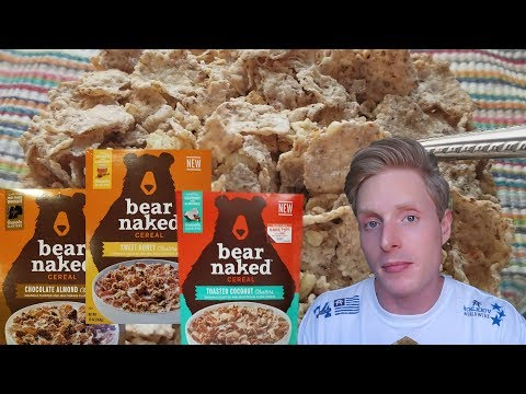 Review: Bear Naked Cereals