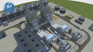 FlexEfficiency 60 Combined Cycle Power Plant | GE Power