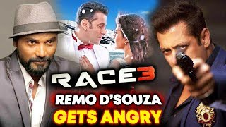 Director Remo D'Souza LASHES OUT At Media For RACE 3 Fake News | Salman Khan
