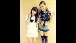 【E-girls】乃木坂46の西野七瀬まぶだちの藤井萩花 幼少期はモー娘。SPE...
