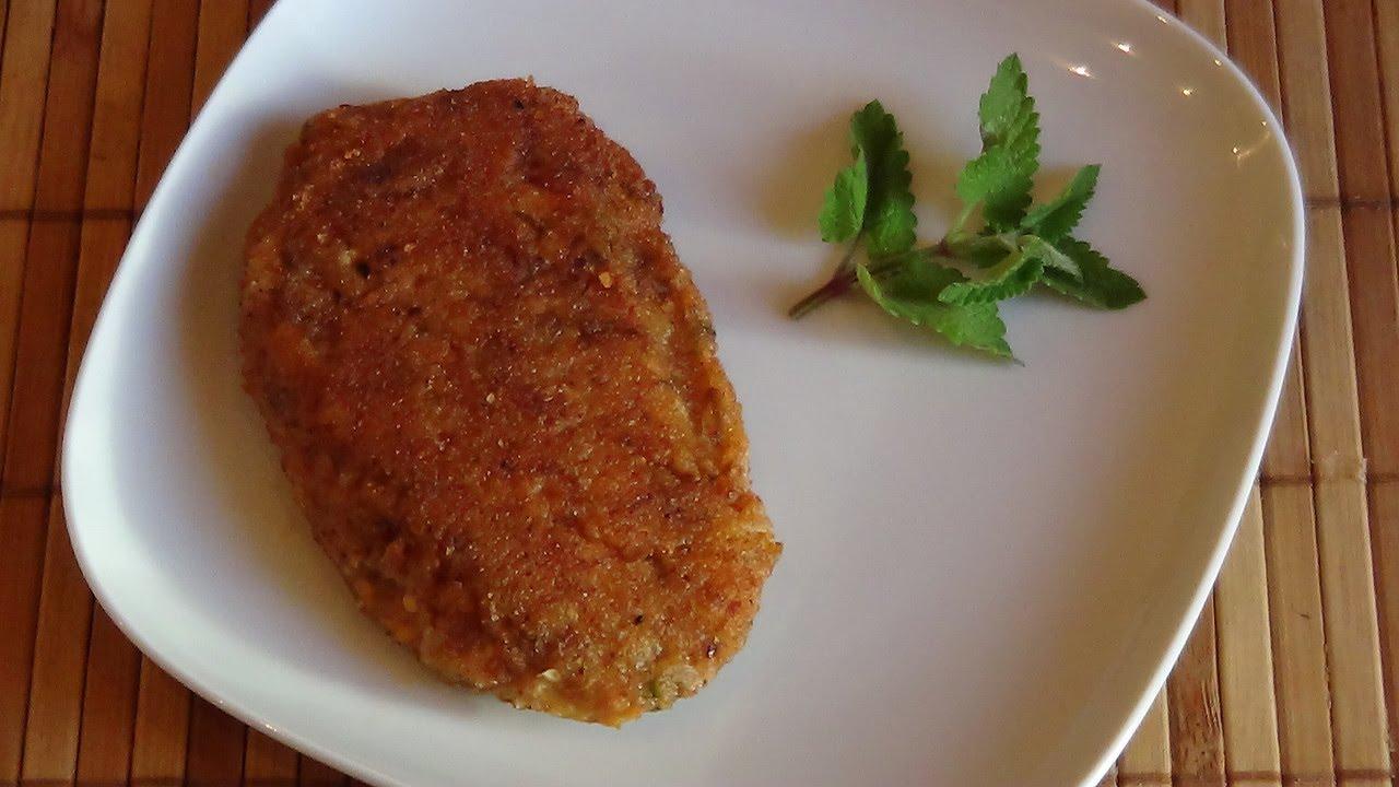 котлеты из баклажанов рецепты простые на сковороде