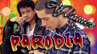 Ay Vamos - J Balvin | Parodia ''Ay Robamos''