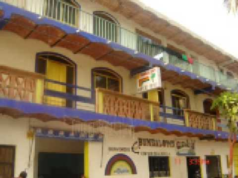 Bungalows paraiso riviera nayarita los ayala nayarit doovi for Hotel villas corona los ayala