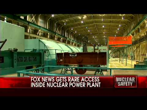 VIDEO: Rare Access Inside U.S. Nuclear Power Plant