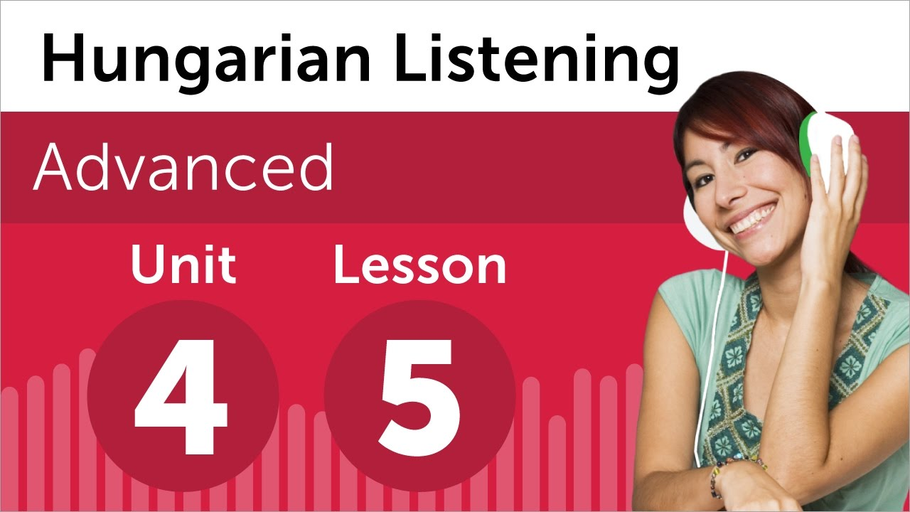 Hungarian Listening Practice - Making a Complaint in Hungarian
