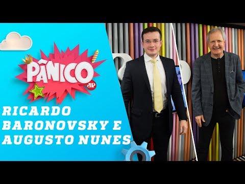 Caso Neymar e Augusto Nunes - Pânico - 06/06/19