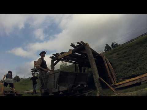 Bradford County Coal Mine Project Troy PA Sept 2016