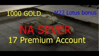 World Of Tanks invite codes 2018 (T-127 and M22 Lotus) by derinyar