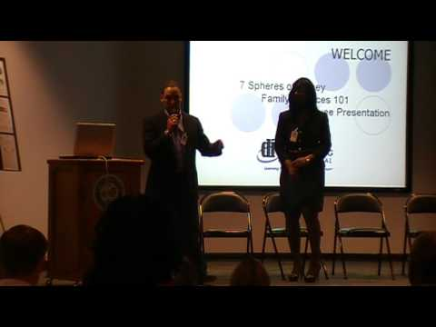 Houston Federal Credit Union Financial Seminar D.J. Deransburg