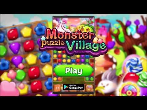monster puzzle village: 2020 best puzzle adventure hack