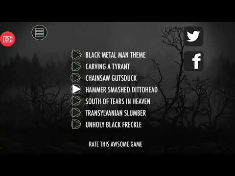 Black Metal Man OST - Hammer Smashed Dittohead