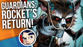 """Guardians of The Galaxy """"Rocket Racoon Will Die"""" - Complete Story #3 