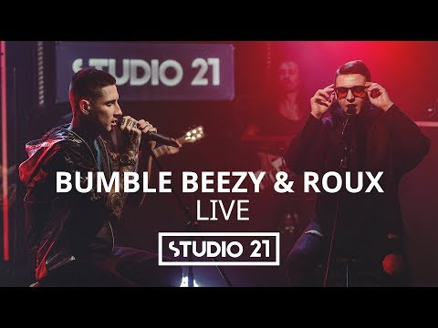 Bumble Beezy & Roux Ft. Animal ДжаZ @ STUDIO 21 LIVE