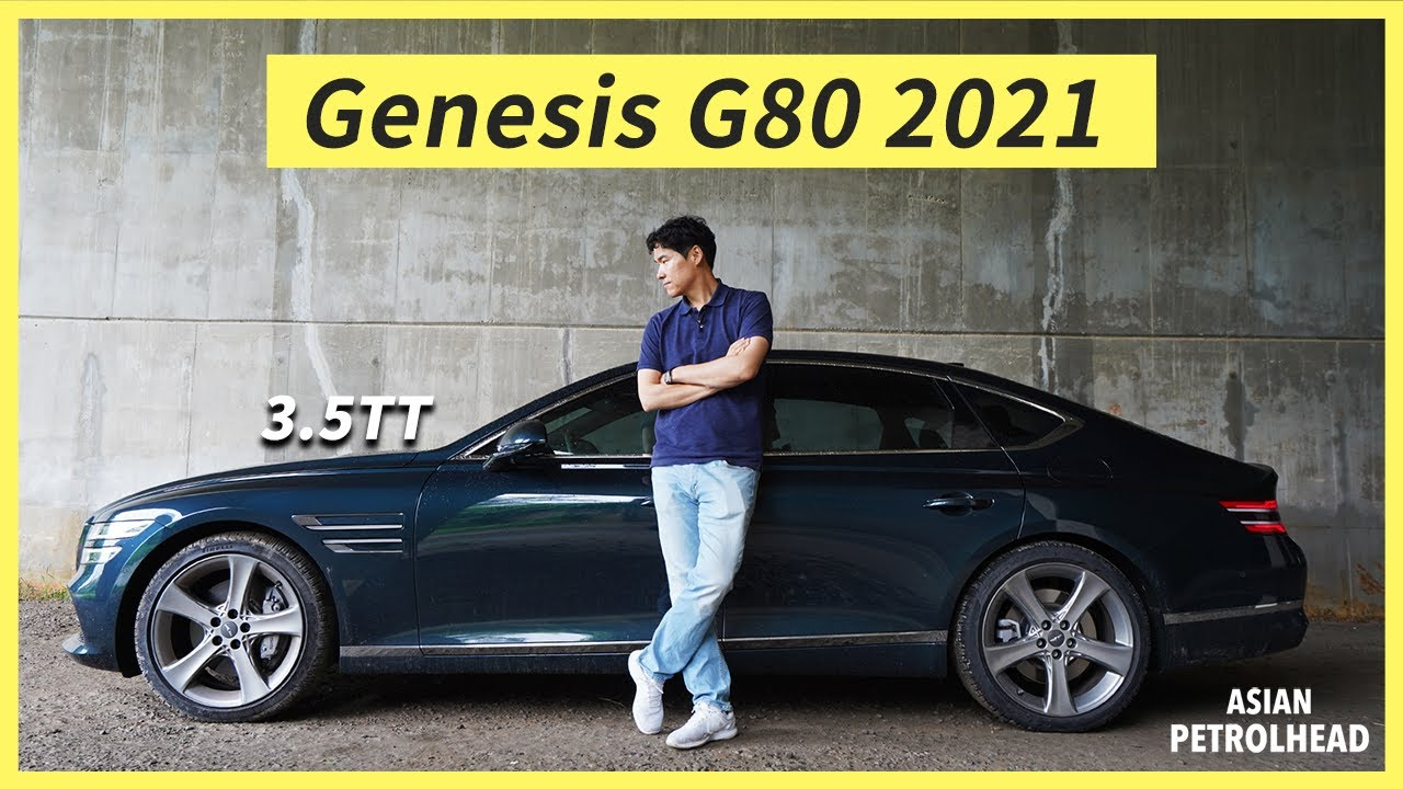 Genesis G80 2021 with 3.5 Twin Turbo – Is this sedan better than your Genesis GV80? Let's find out!