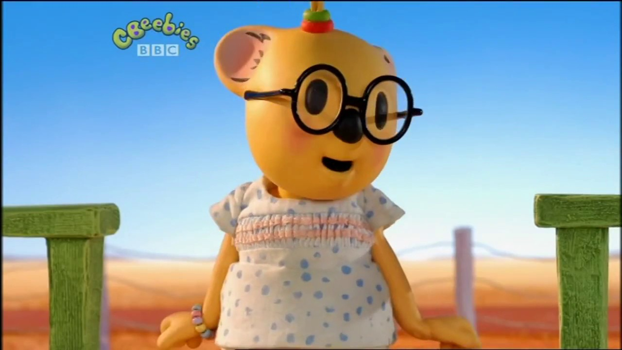CBeebies The Koala Brothers Ned Learns To Whistle -Newest Cbee