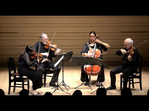 Juilliard String Quartet - Haydn String Quartet in F Major, Op.77 No.2, III Andante