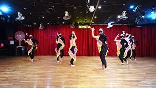 에쏘 7th 코리아 살사 라이브쇼