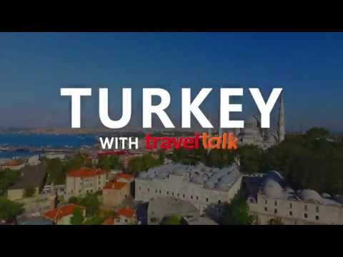 Discover Turkey with Travel Talk Tours