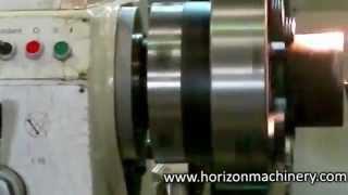 Heavy duty lathe machine 4000 mm between center 2