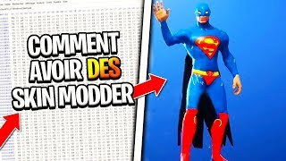 """SKINS MODDER"" for FREE! GLITCH ON FORTNITE - PS4/XBOX ONE/PC/SWITCH"