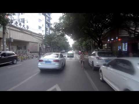 chengdu 2018 scooter ride