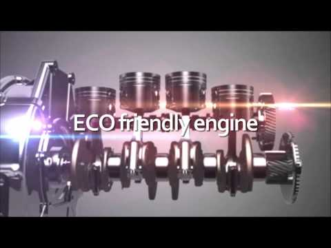 Doosan Compact Diesel Engine Introduction - YouTube