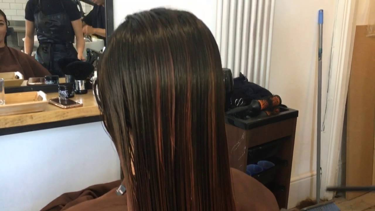 Balayage Highlights Ombre Pink Rose Gold Hair How To With Pure