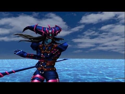 Yu-Gi-Oh   Dark Magician Black Chaos Attack