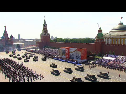 Парад Победы. Праздничный канал. Выпуск от24.06.2020