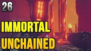 Zagrajmy w Immortal: Unchained - ŚWIAT OGNIA, MAGMY I... BŁĘDÓW [#26]
