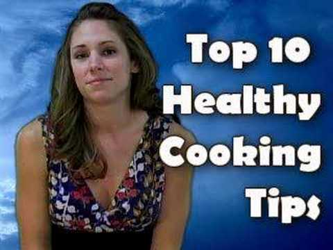 Healthy Cooking: Top 10 Tips – Nutrition by Natalie
