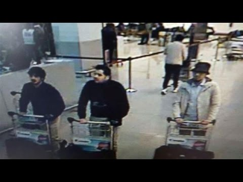 Brussels, Belgium Airport/Subway Attacks