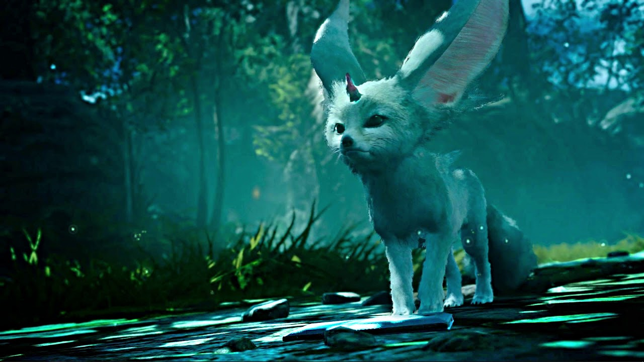 Animated Carbuncle Final Fantasy XV