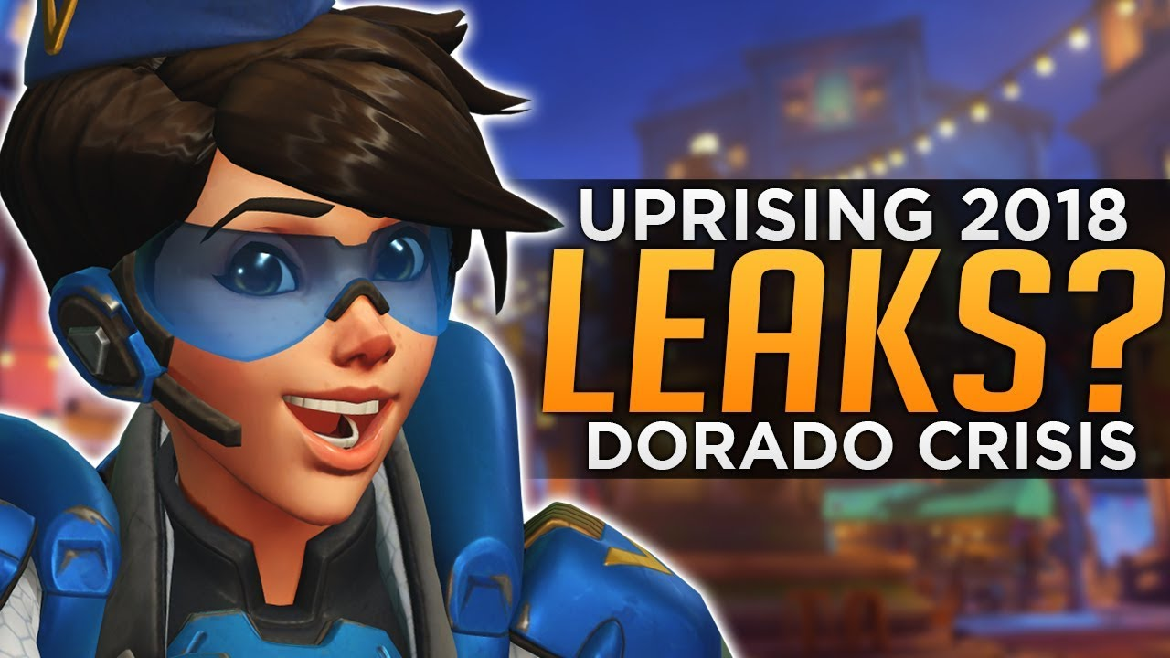 overwatch new uprising event leak skins cinematic pve mission