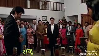 Raju and Pooja Love story video sangs