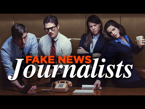 Fake News Investigative Journalists