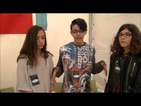 Experimentos de la Feria de la Ciencia en la Calle 2016