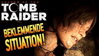Shadow of the Tomb Raider #01 | Eine beklemmende Situation | Gameplay German Deutsch thumbnail