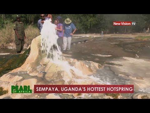 Pearl of Africa: Sempaya, Uganda's hottest hot spring