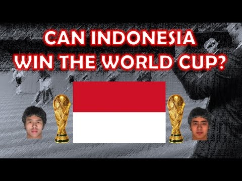 Can Indonesia Win the World Cup? | Part 1 | Football Manager Experiment